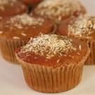 Gluten Free Muffins : Coconut (1/2 DOZ)